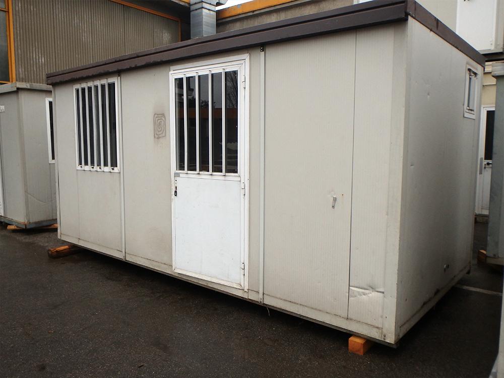 Box cantiere usati brescia baracche in lamiera prezzi for Box in lamiera usati